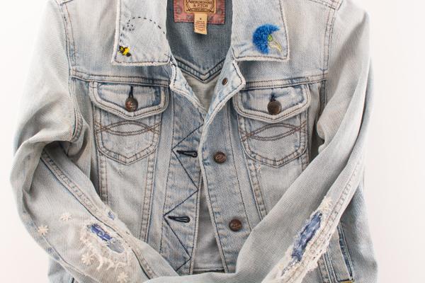 Finished jacketedit