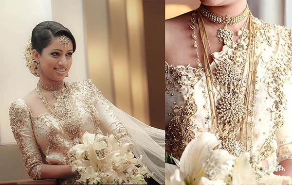 Eranga Bandaranayake, Wedding Dress Design