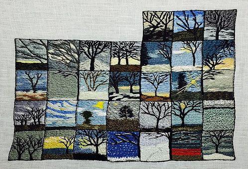Inspired to Stitch – Lynn Harrigan