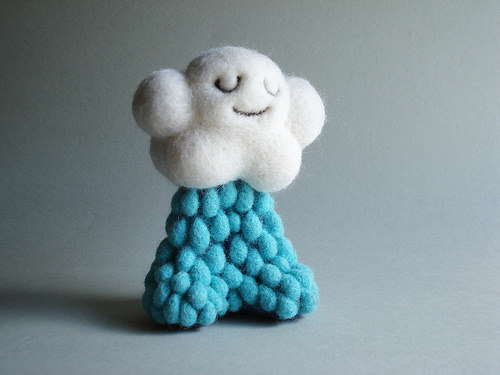 Mr. Rainy Cloud, by Maria Filipe
