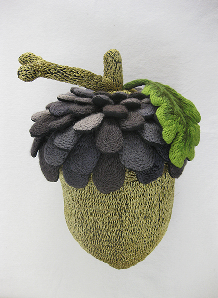 Soraya Abidis' Love Fruit - Soft Sculpture