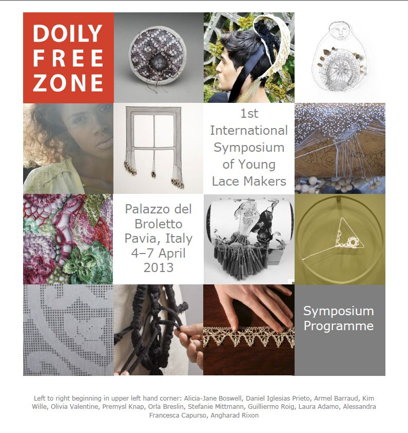 Adventures in Time & Lace – Doily Free Zone