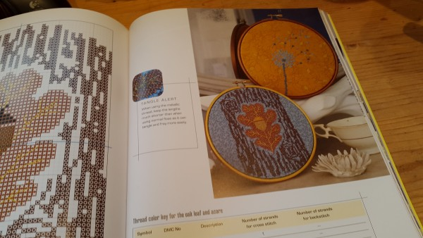 Modern Cross Stitch by Hannah Sturrock - Hand Embroidery