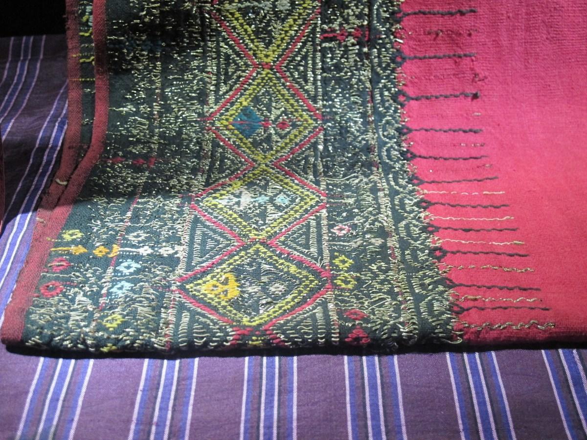 Lao Tai Textiles at Studio Naenna, Chiang Mai