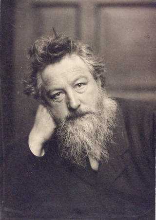 Needle Exchange: William Morris