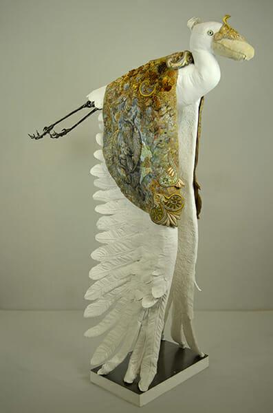 Shoebill I, by Sally Wilson