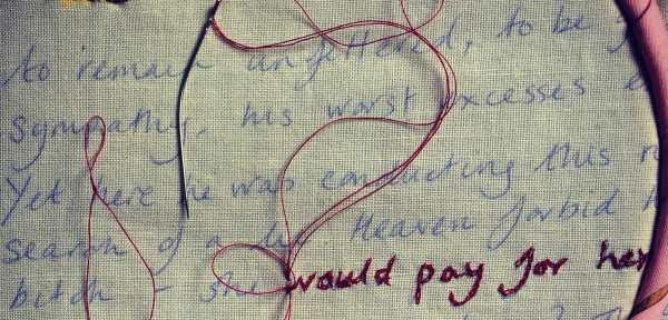 Stitched Secrets