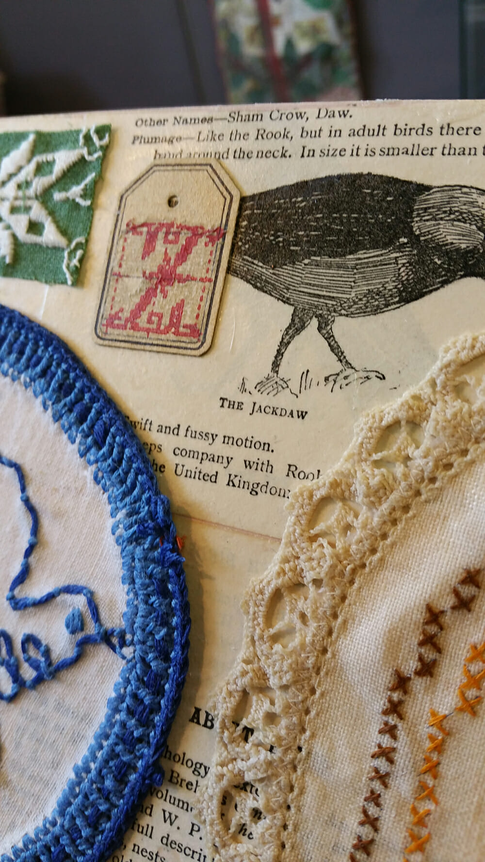 Anne Kelly's Folk Tales (detail)