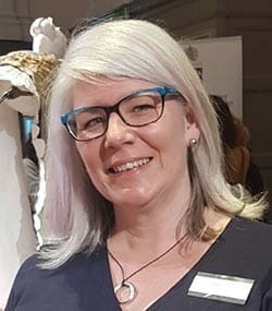 Suzanne Treacy, Hand & Lock embroidery prize winner