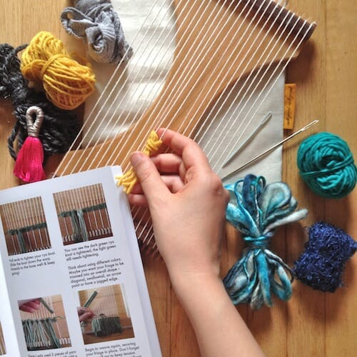 pidge pidge - Weaving Guide