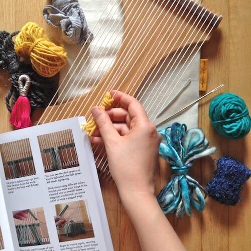 pidge pidge - Weaving Guide