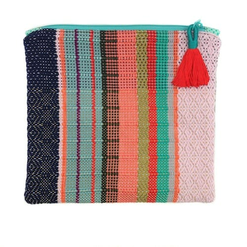 pidge pidge - Woven Envelope Clutch