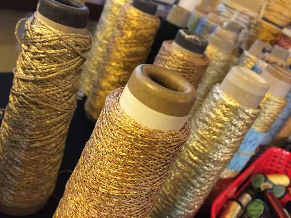 Shifts happen. That is, dye lot differences come up periodically in every thread. So let's talk about ways to minimize the frustration.