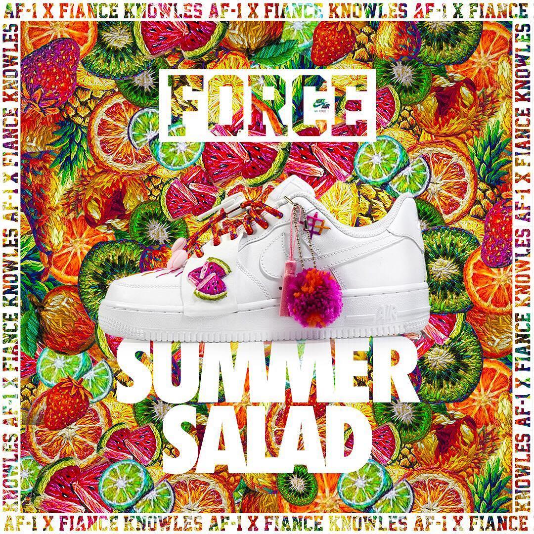 Stitchgasm – Fiance Knowles' Nike Summer Salad
