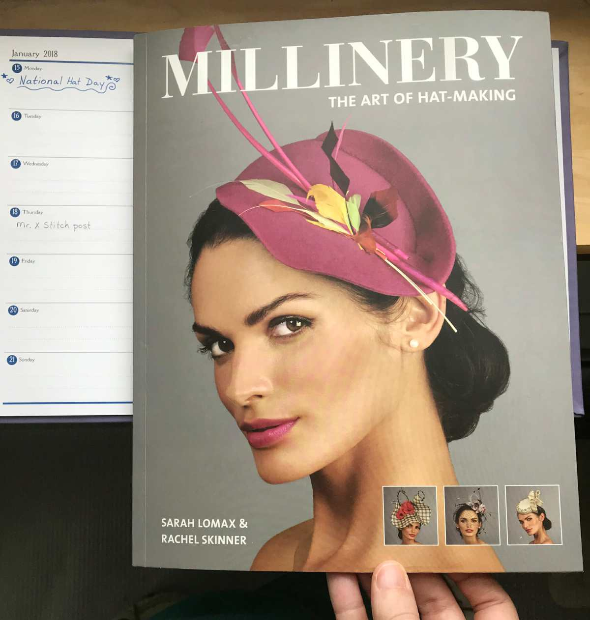 "Book Review: ""Millinery – The Art of Hat-Making"""