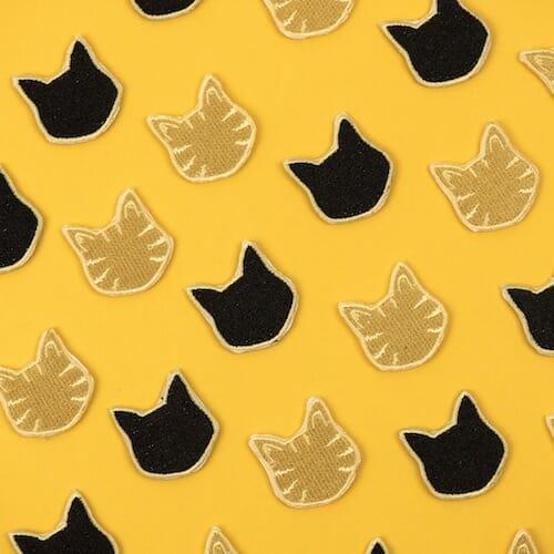 Hello Sunshine - Little Kitties Patch Set