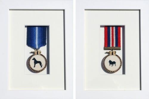 Loadofolbobbins - You Deserve a Medal - Order of the Black Dog