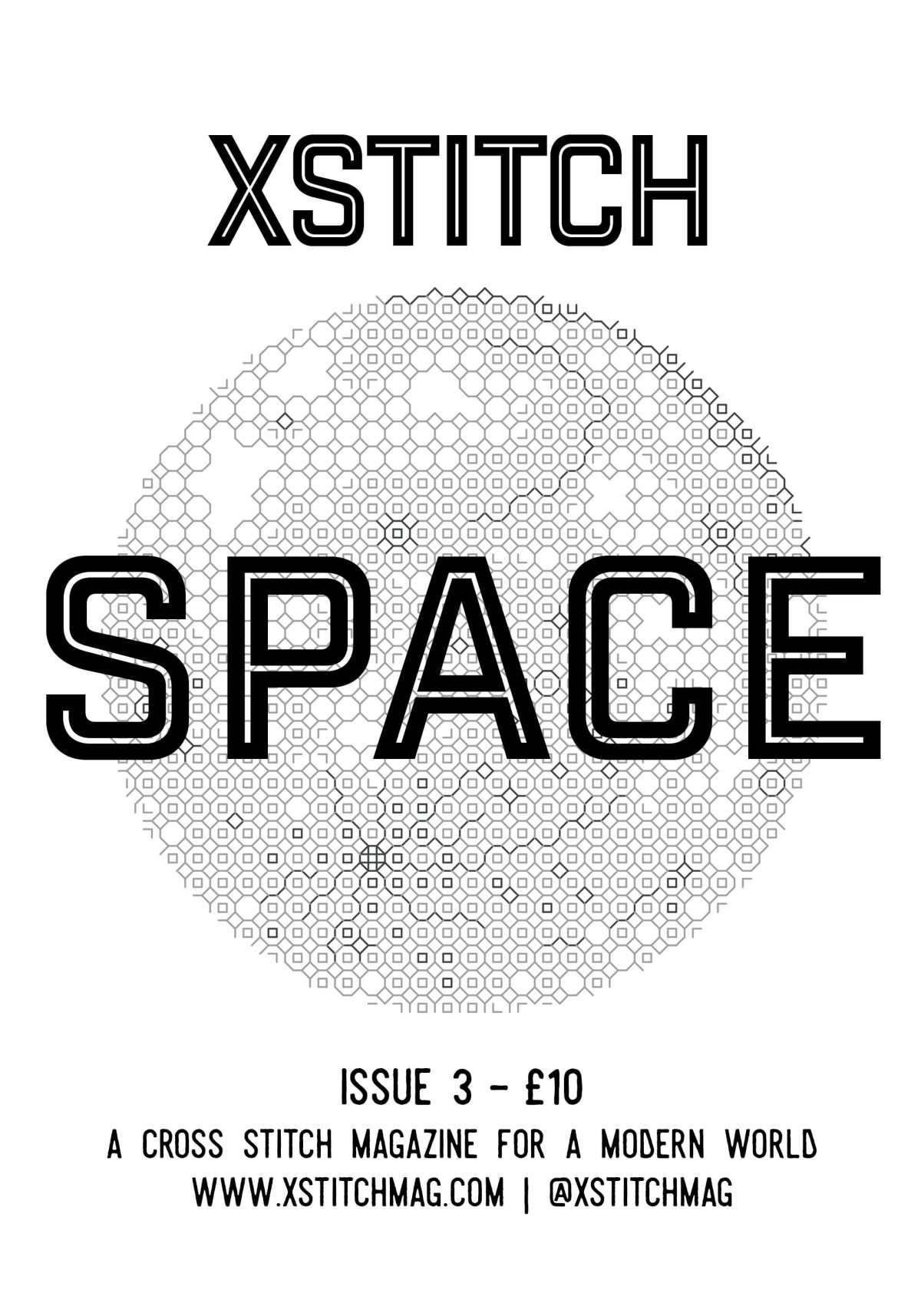 XStitch Magazine Issue 3 – Space