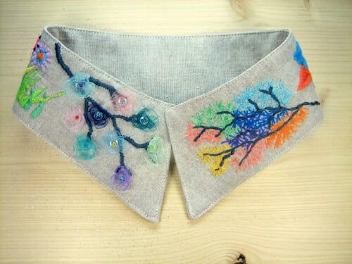 Barney Laflaque - Garden Collar