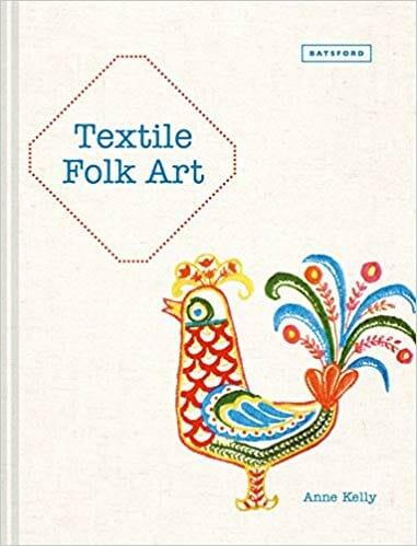 Book Review – Textile Folk Art