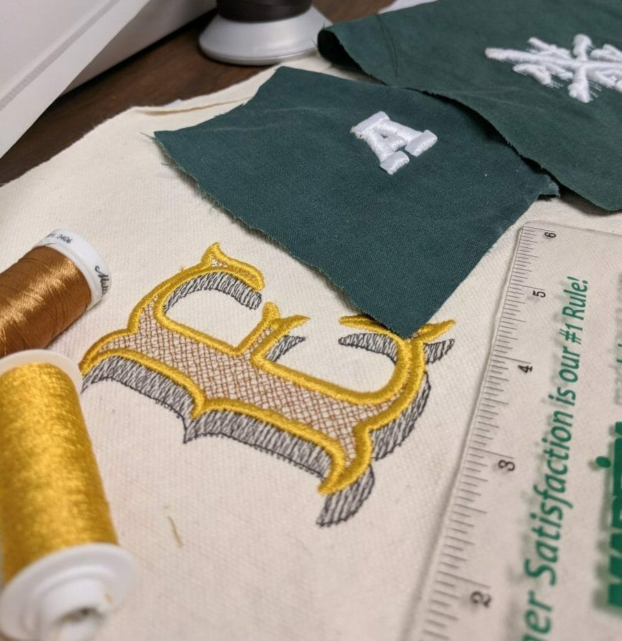 All Access: Machine Embroidery (and Digitizing) for Everybody