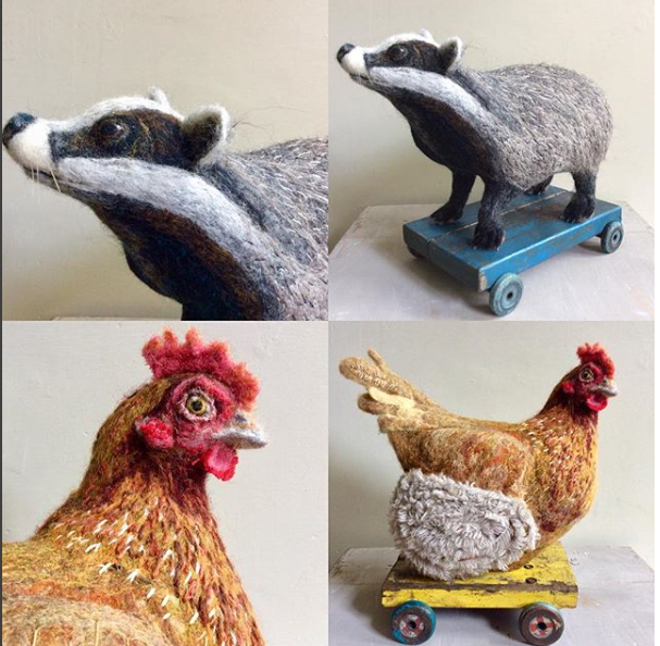 Too Cute Tuesday – Zoe Stainton Sculpture