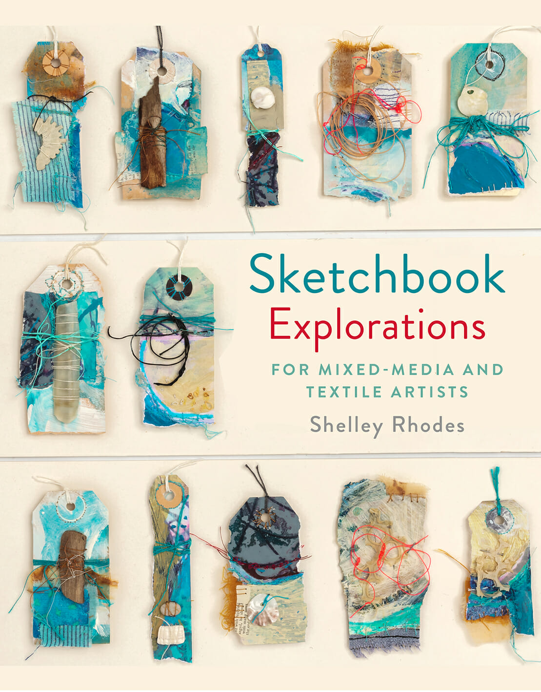 Book Review – Sketchbook Explorations