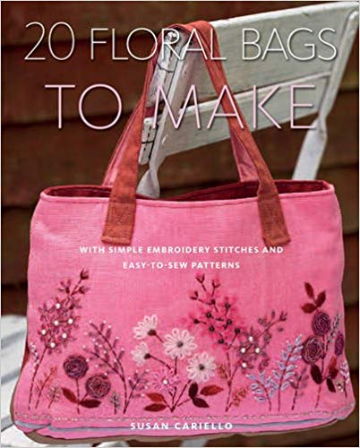 Book Review – 20 Floral Bags To Make
