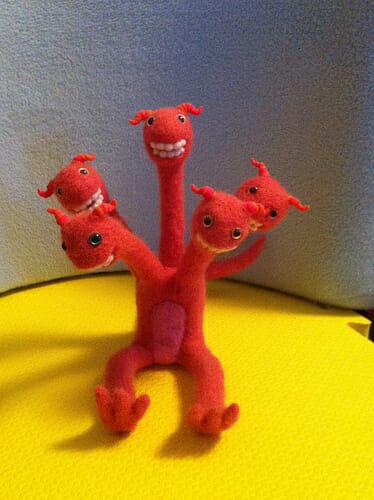 The Happy Happy Hydra