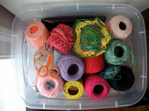 Silverspace - freeform crochet on etsy