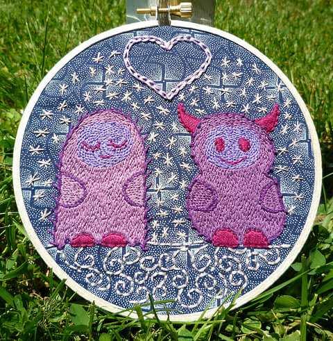 Purple Yetis