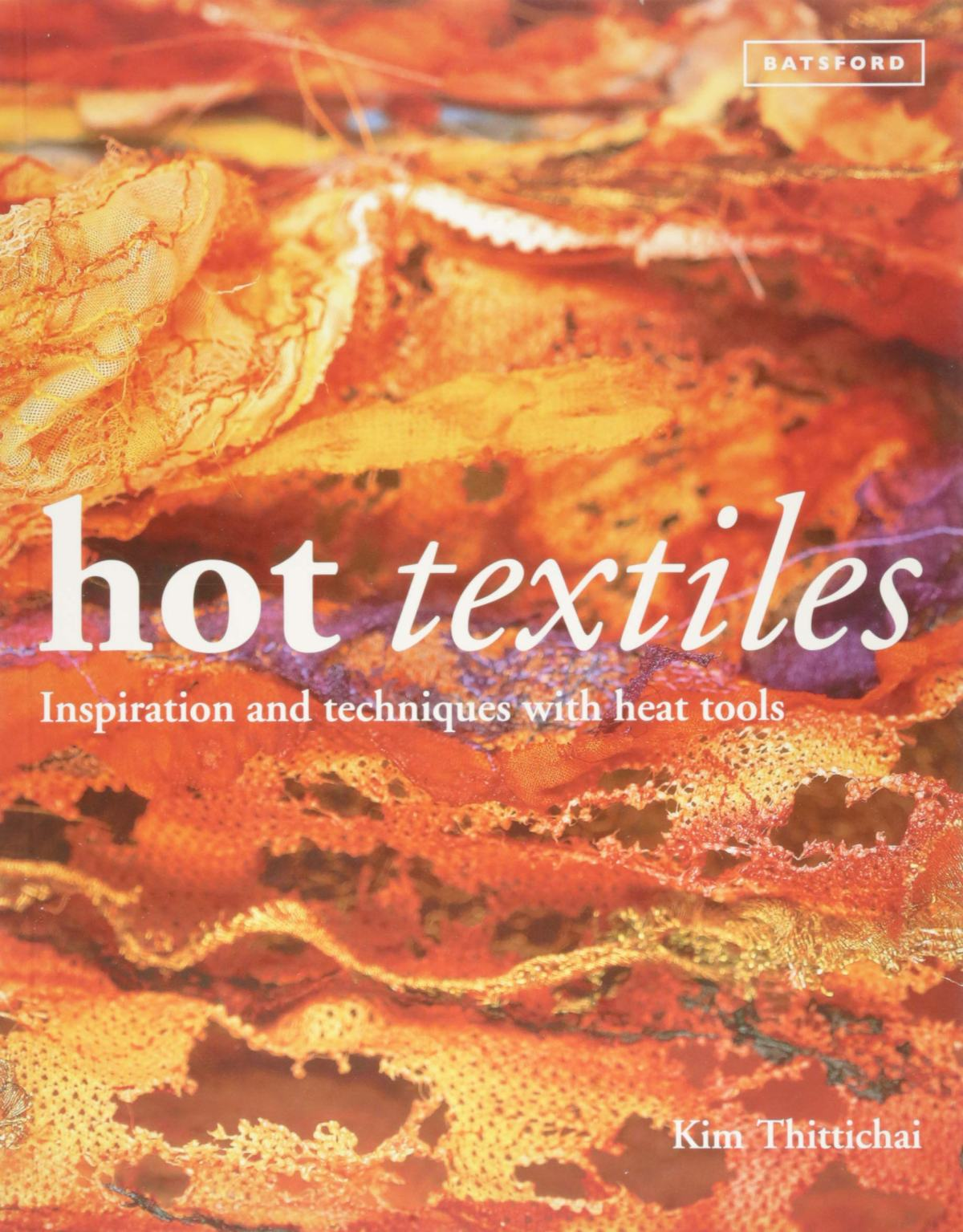 Book Review – Hot Textiles