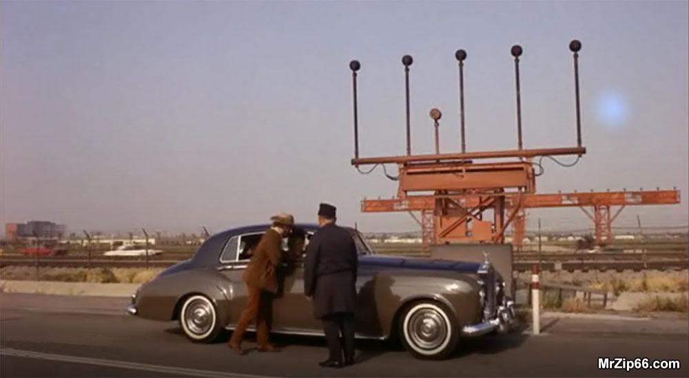 Phil Spector Easy Rider Airport Scene