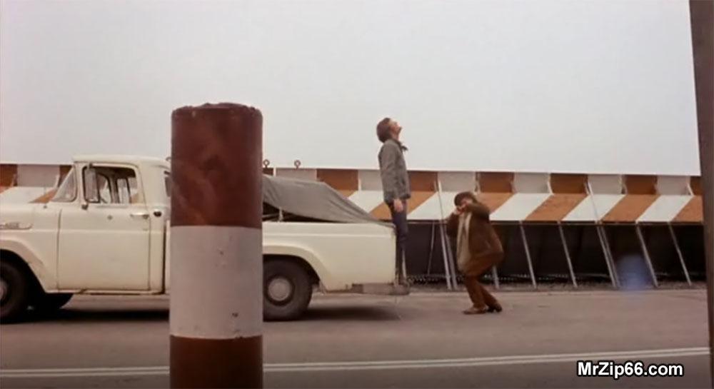 Easy Rider Film Locations Airport Scene