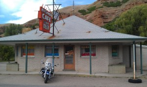 the Echo Cafe, Echo Utah