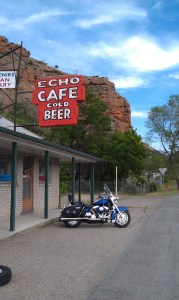 The Kozy Cafe and Motel  Echo Utah