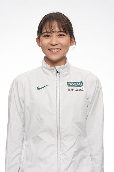 田邉 美咲 女子陸上競技部 スポーツ支援   三井住友海上