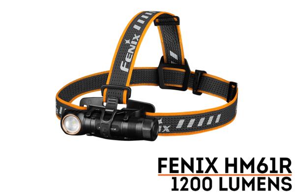 Fenix HM61R Head Lamp   Stirnlampe Taschenlampe   MS - Shooting