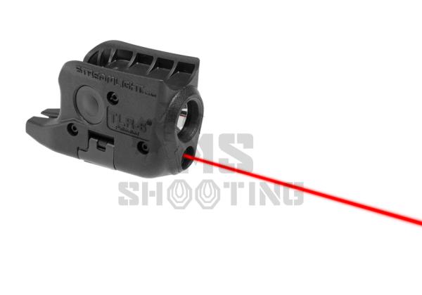 Streamlight TLR-6 Licht/Laser   Waffenlicht Glock 43/42   MS - Shooting
