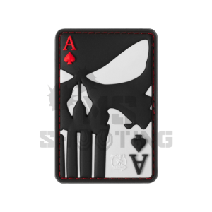 Punisher Ace of Spades | Rubberpatch | MS - Shooting