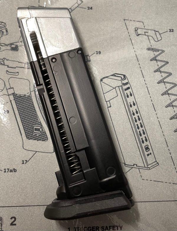 Magazin T4E PPQ M2   T4E Markierer   MS - Shooting