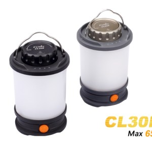Fenix CL30R Camping Laterne | Camping Laterne | MS - Shooting