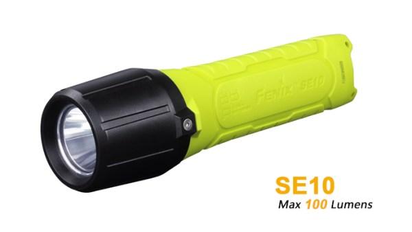 Fenix SE10 ATEX yellow/black   Taschenlampen   MS - Shooting