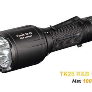 Fenix TK25 Red&Blue Light   Taschenlampen   MS - Shooting