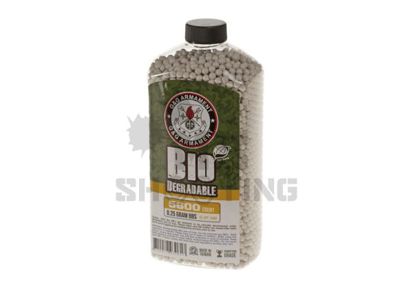 0.25g BioPrecision BBs 5600rds | Airsoftzubehör | MS - Shooting