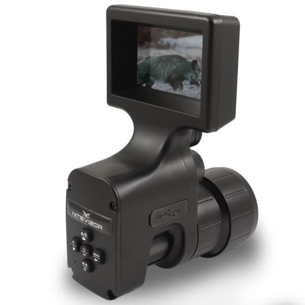 NiteVizor HUD-X100 | Wärmebild / Nachtsicht | MS - Shooting