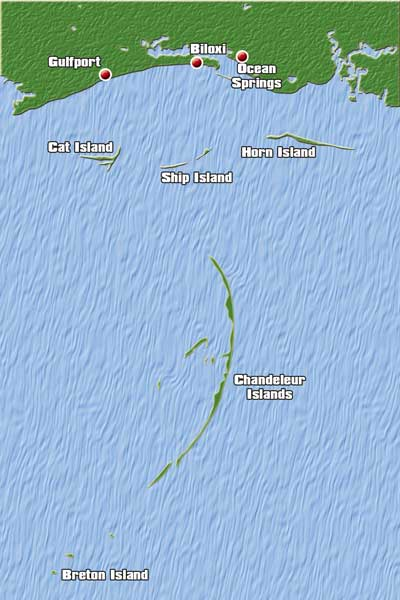 From Biloxi to Breton on gulf of mexico islands map, alaska islands map, ga islands map, maui islands map, new orleans map, louisiana map, mississippi islands map, africa islands map, sanibel islands map, breton sound map, roanoke islands map, ocracoke islands map, barataria bay map, corpus christi map, grand isle map, mississippi gulf coast map, sunshine islands map, gulf coast barrier islands map, san juan islands map,