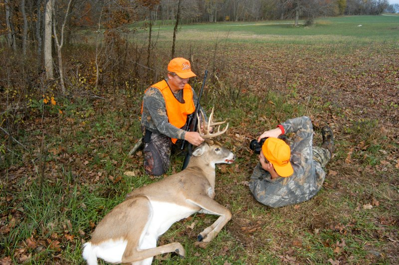 Don't just take a snapshot of that special deer. Instead, plan out the shot and get an image you can proudly hang on your wall.