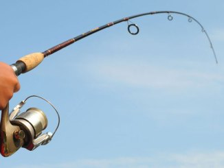 Fine-tuning your spinning rig setup, and making sure you're using the right rod with the right-sized lure, are a couple easy steps to improve your casting distance.