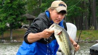 Ross Barnett's shallow bass